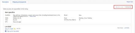 ebay broj kataloga proizvoda
