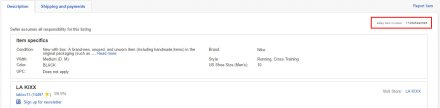 ebay broj proizvoda