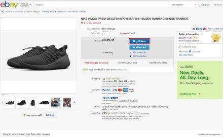 ebay kupovina fiksna cena