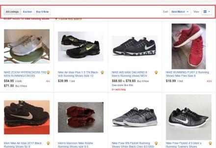 ebay pretraga patika primer