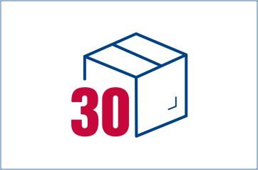 Paket i 30 broj ilustracija