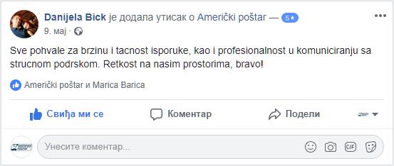 Facebook preporuka